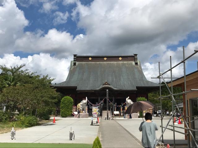 長福寿寺正面