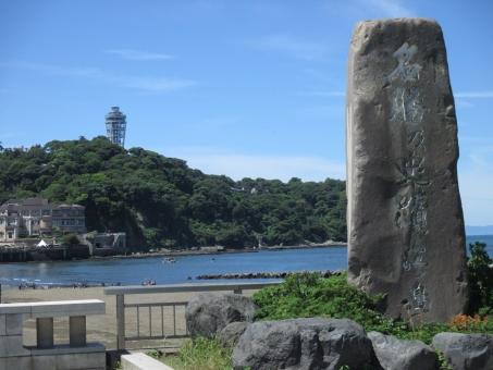 江の島風景