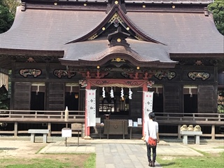 大洗磯前神社の本殿